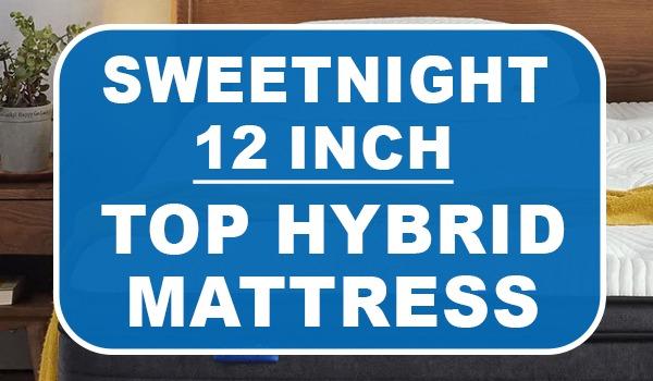 Sweetnight Hybrid Mattress