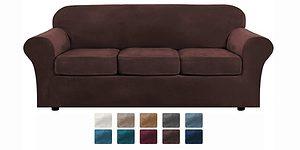 Luxury Thick Velvet Sofa Cover