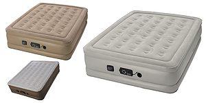 raised air mattress
